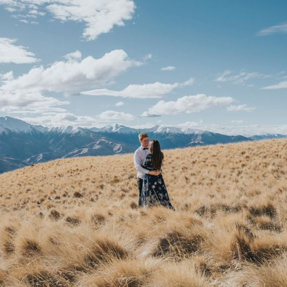 wanaka engagement photography