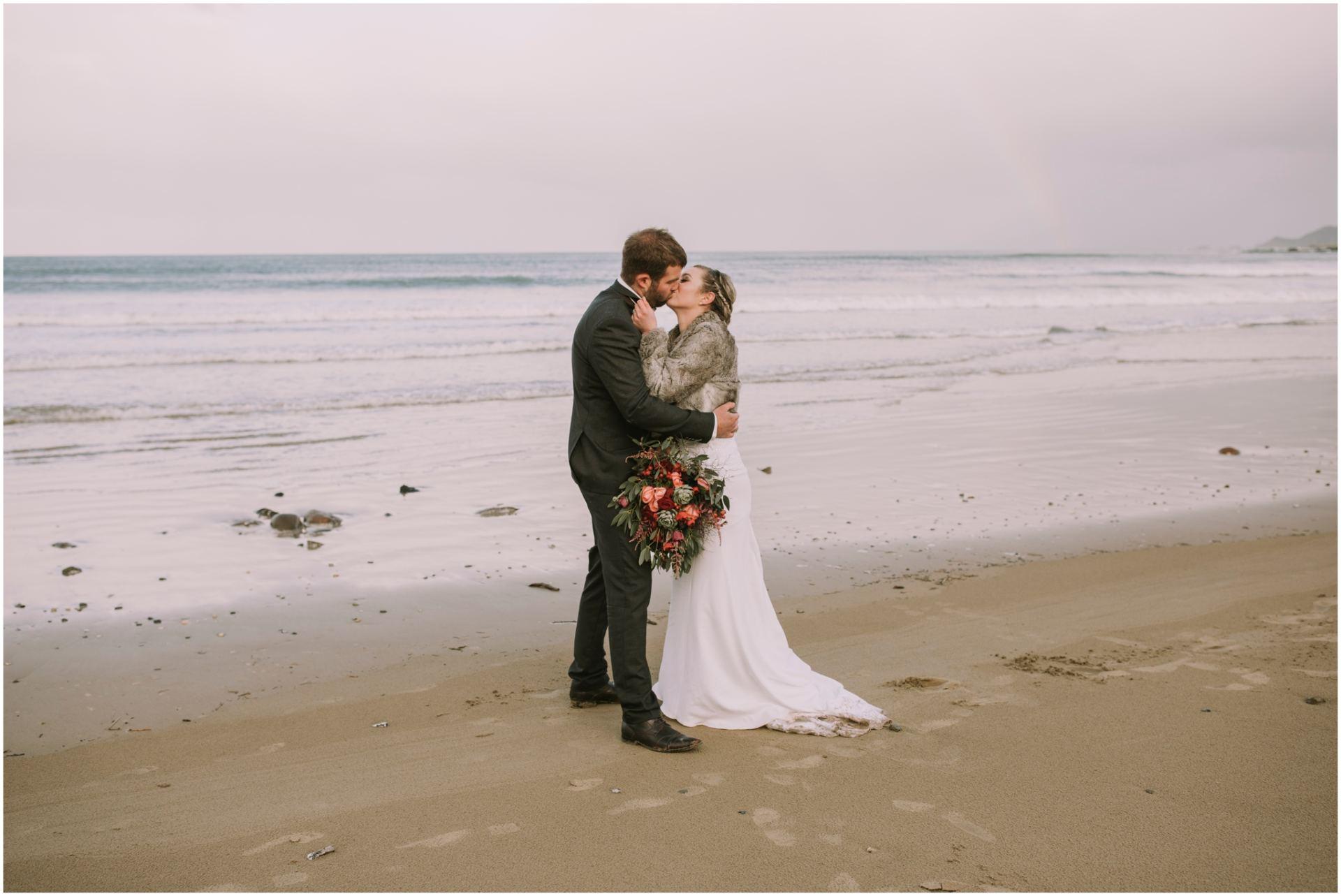 The Catlins wedding photographer