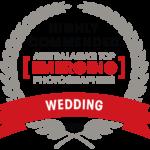 top emerging wedding photographer