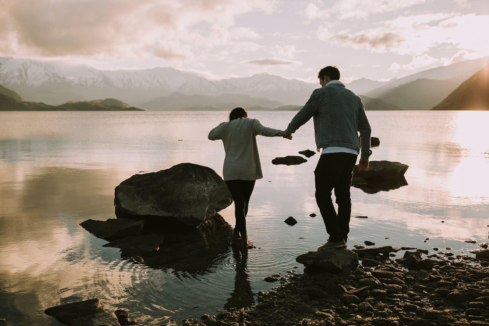 engagement photography wanaka