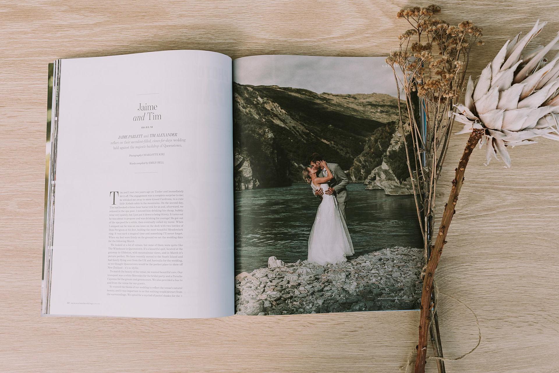 New Zealand Weddings Magazine