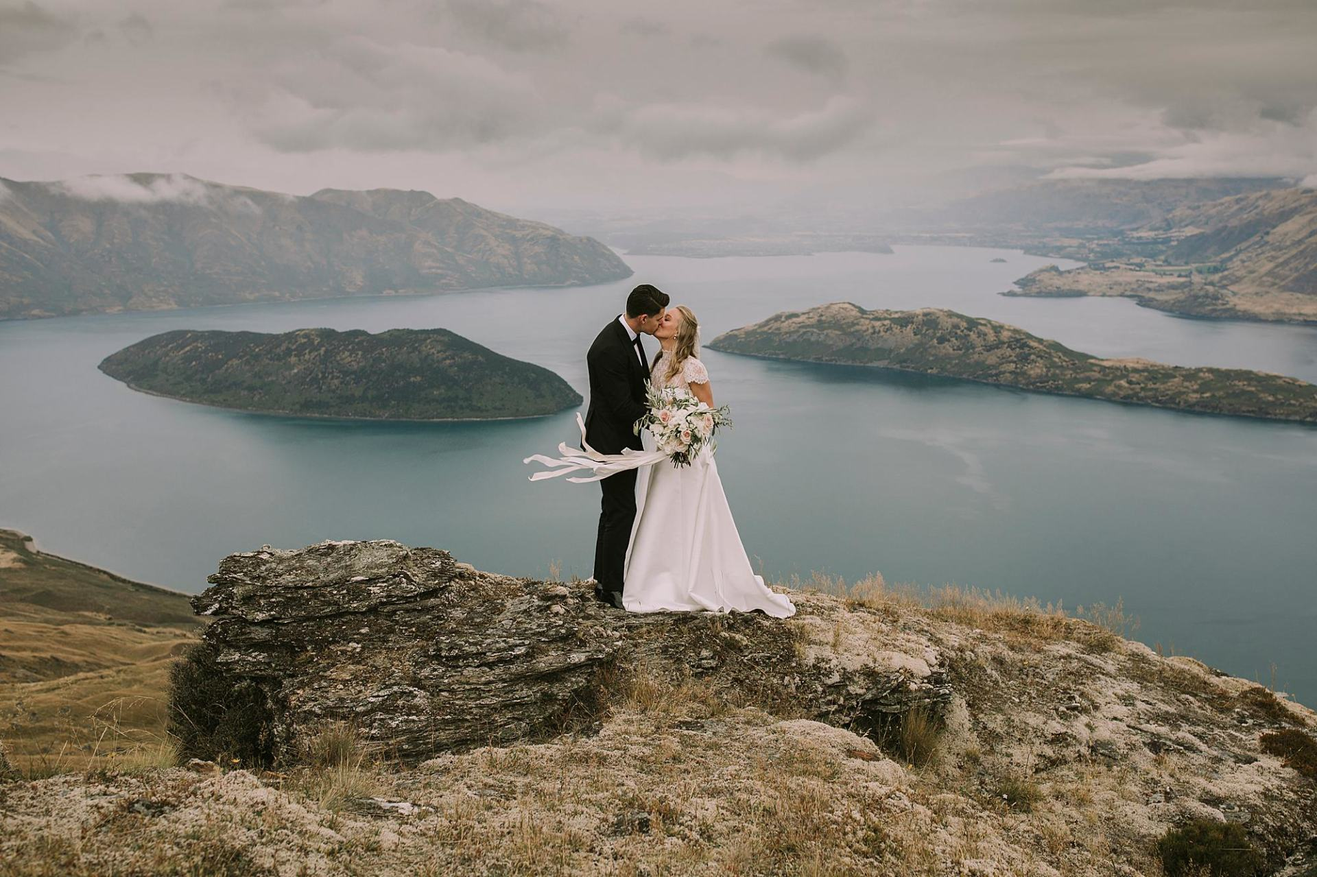 rippon wedding wanaka photographer