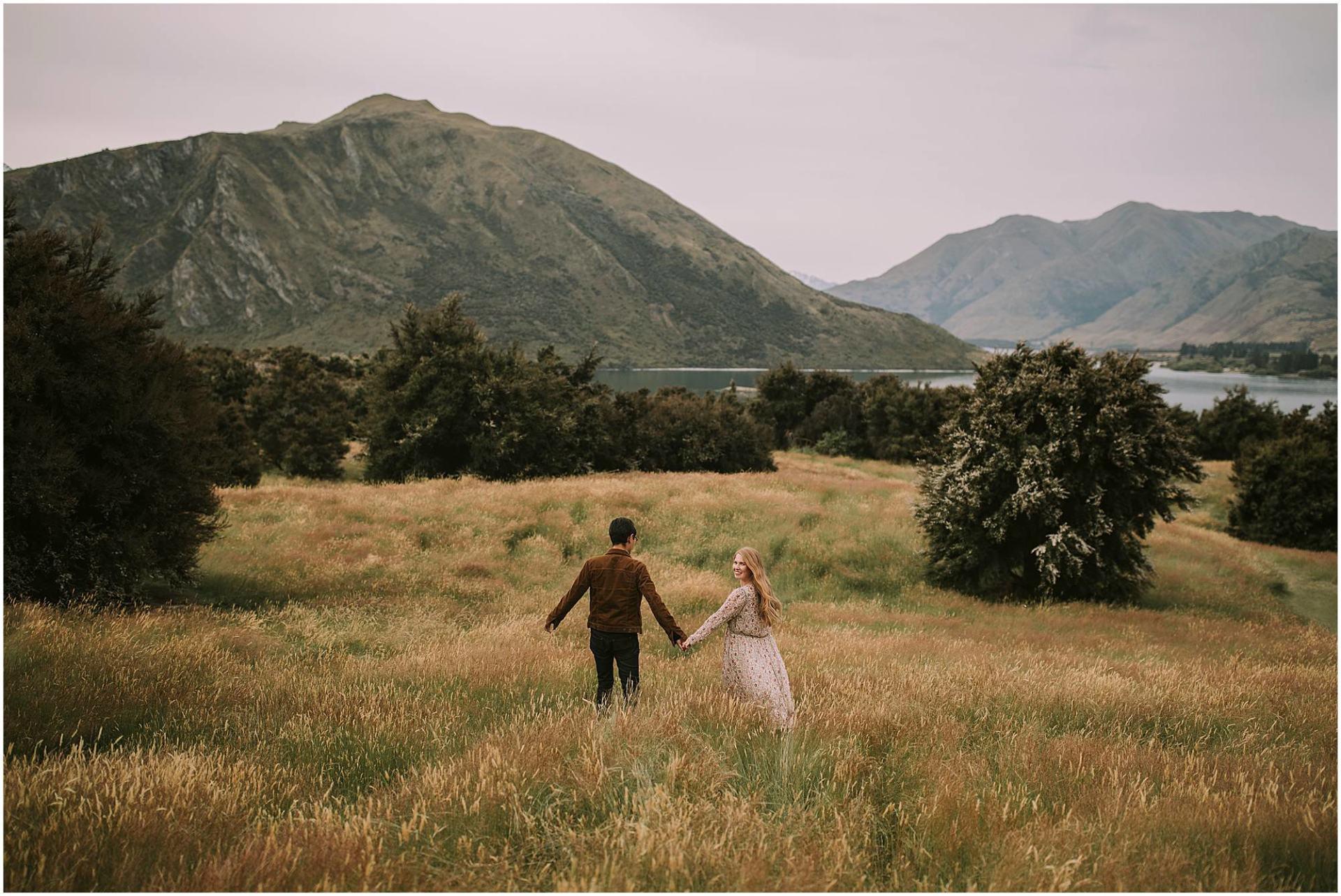 Wanaka couples photography