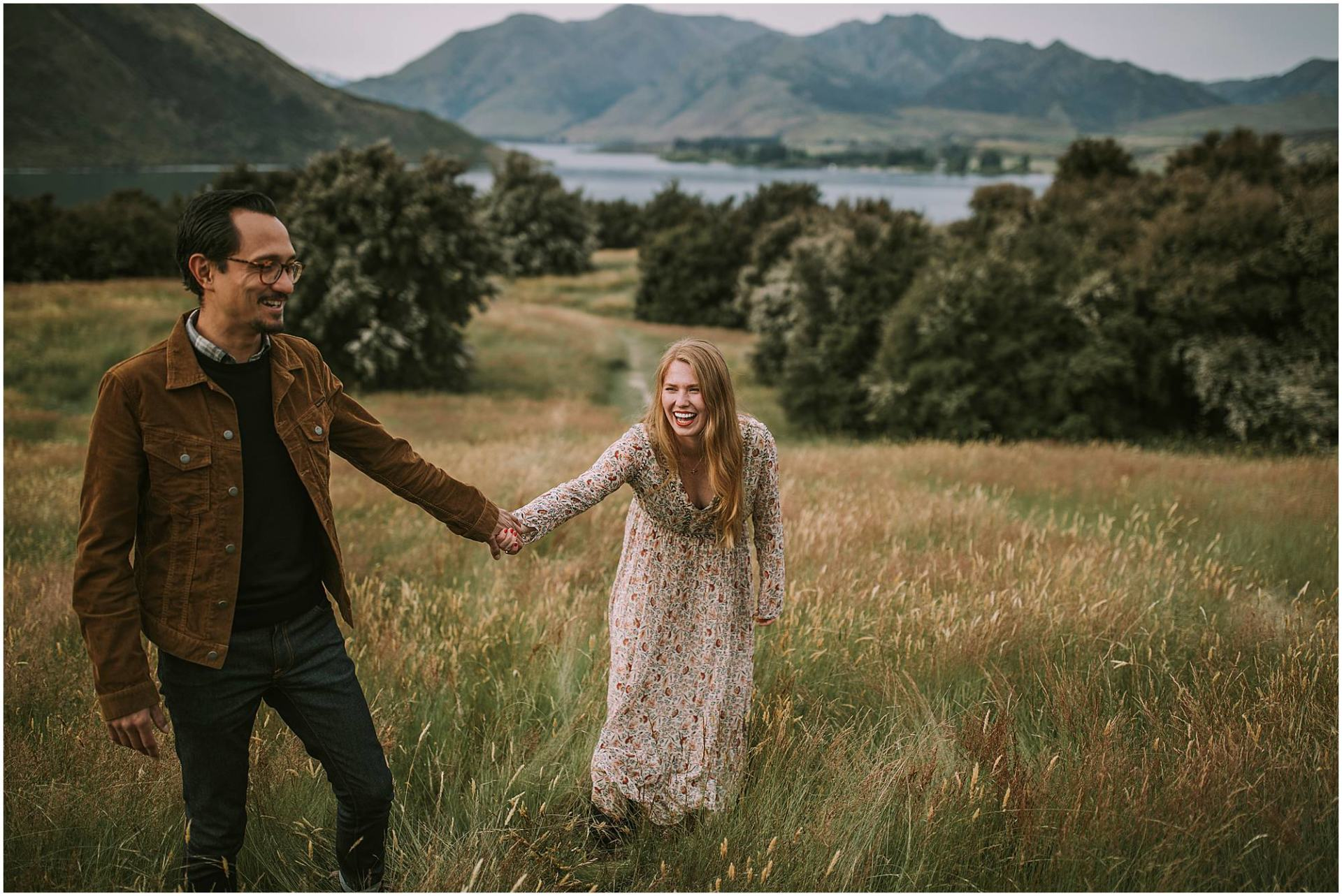 Wanaka engagement photographer