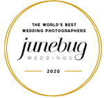 Junebug World's Best Wedding Photographers - Charlotte Kiri Photography 2020